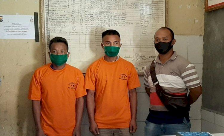 Polres Sumba Timur Ungkap Pencurian Motor di Parkiran SDI Waingapu 2