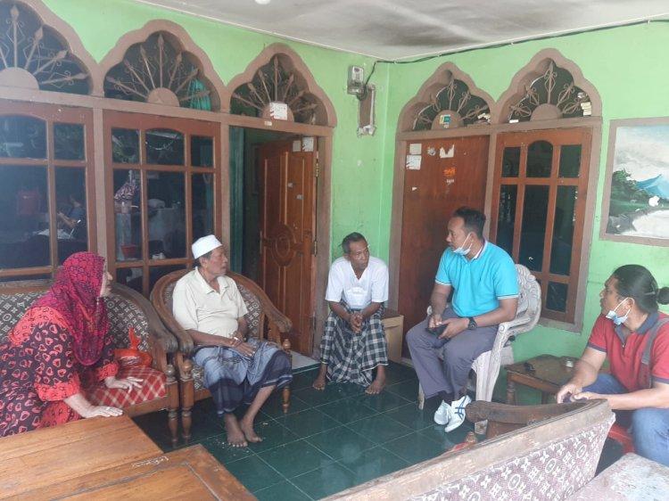 Cooling Down Pasca Pilkada Serentak, Polres Sumba Timur Sambangi Panguyuban Lombok