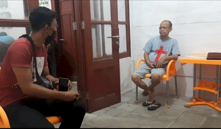 Cipta Kondisi Pasca Bom Bunuh Diri di Makasar, Polres Sumba Timur Sambangi Tokoh Agama