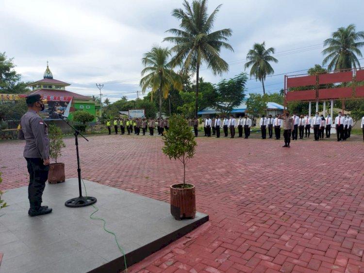 Operasi Samana Santa 2021, Polres Sumba Timur Berlakukan Cipta Kondisi