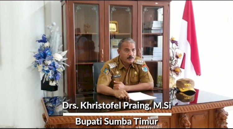 Simak Himbauan Bupati Sumba Timur Terkait Aksi Bom Bunuh Diri di Makasar