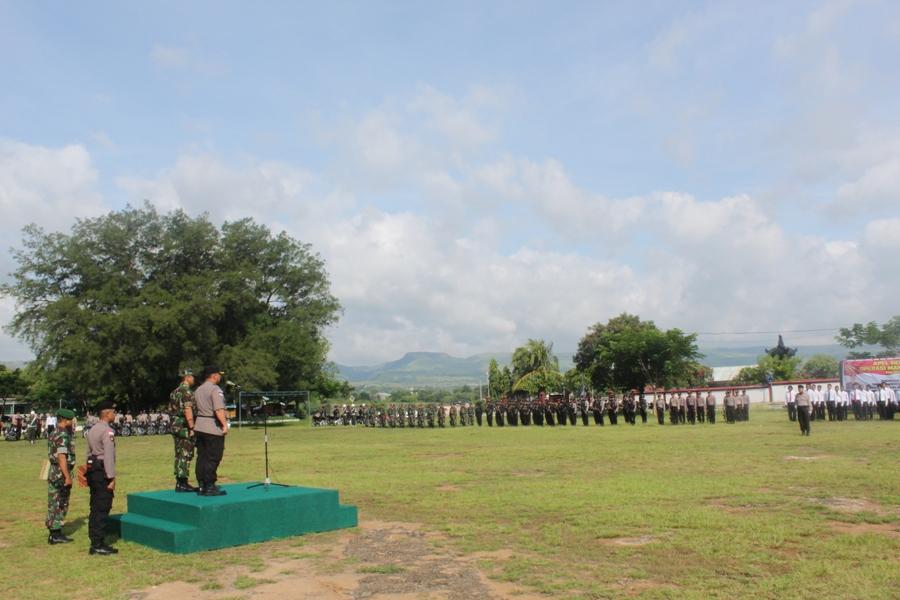 Ini 6 Penekanan Menko Polhukam Kepada Prajurit TNI-Polri Dalam Melaksanakan Tugas Pengamanan Pemilu