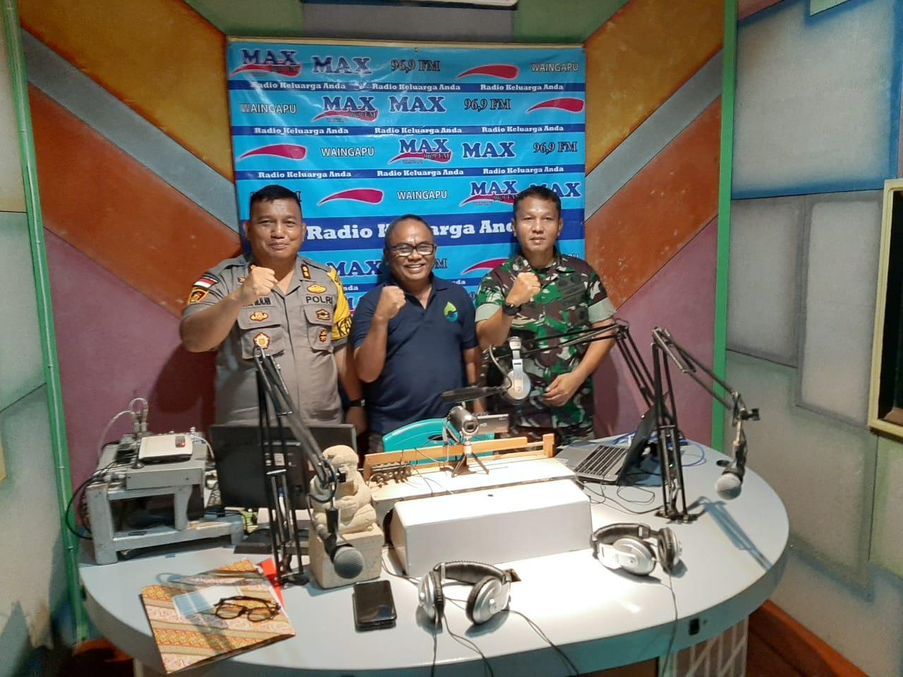 Dandim : TNI Polri Saling Bahu Membahu Jamin Keamanan dan Ketertiban di Sumba Timur